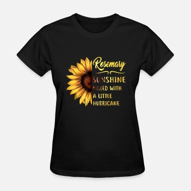 Rosemary sunshine mixed with a little Hurricane au - Women's T-Shirt