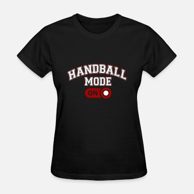 Handball-sports Handball Ball Sports Handball Gift - Women's T-Shirt