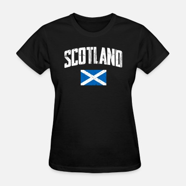 Scotland Scottish Scotland, Scottish, Bagpipe - Women's T-Shirt