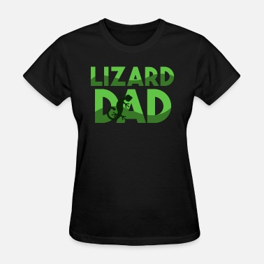 Lizard Pets Gecko Lizard Pet - Women's T-Shirt