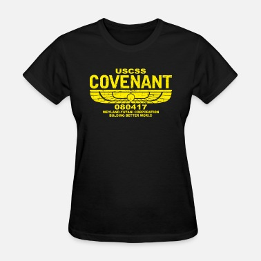 Alien Covenant uscss covenant - Women's T-Shirt