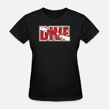 Dive Rescue Dive Flag Rescue Diver Search Rescue Diver T Shirt - Women's T-Shirt