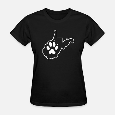 Mountain Rescue I Rescue Dogs West Virginia Mountain Dog Rescue Tee Shirts - Women's T-Shirt