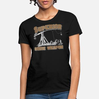 Sieg superior siege engine - Women's T-Shirt