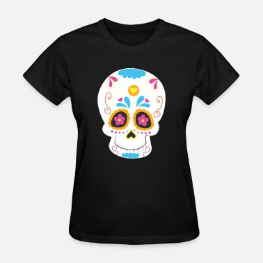Mens Sugar Skull Sugar Skull - Women's T-Shirt