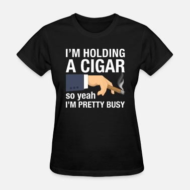 Bandidos Motorcycle Club Mc i am holding a cugar so yeah ia m pretty busy work - Women's T-Shirt