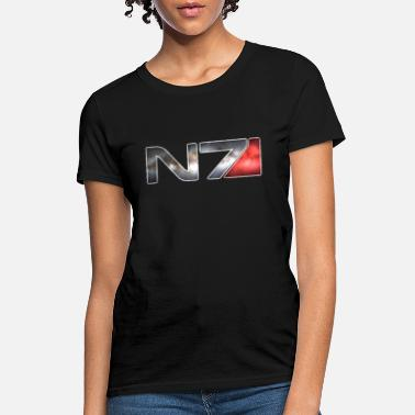 Effect N7 logo - Women's T-Shirt
