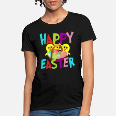 Easter Happy Easter - Women's T-Shirt