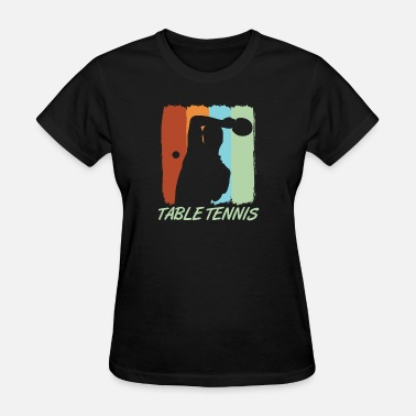 Table Tennis Table tennis - Women's T-Shirt
