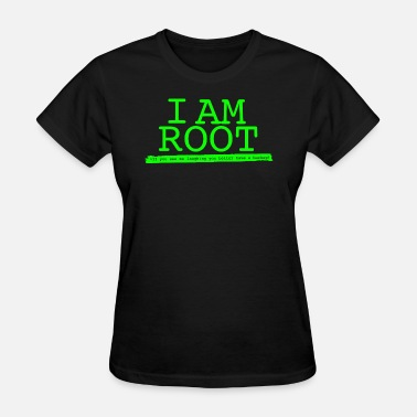 Root Linux Linux - i'm root linux by linux - Women's T-Shirt
