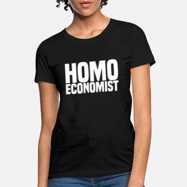 Homo Boys Homo economist white - Women's T-Shirt