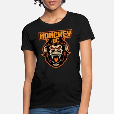 MonckeyQC - Women's T-Shirt