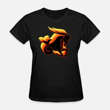 Capricorn Astrology Sign Zodiac sign star sign Capricorn astrology - Women's T-Shirt