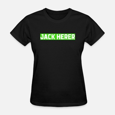 Jack Herer Cannabis Jack Herer - Women's T-Shirt