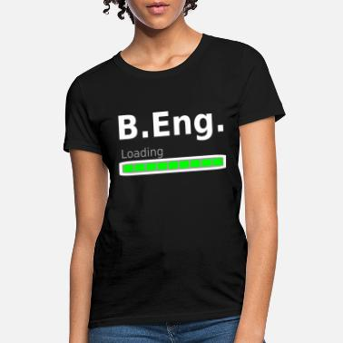 Graduation Engineer Bachelor of Engineering Graduation College Gift - Women's T-Shirt