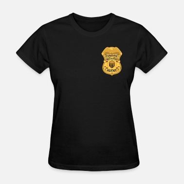 Csi FUGITIVE RECOVERY AGENT APPAREL - Women's T-Shirt