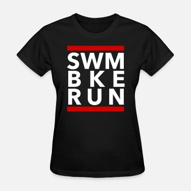Womens Triathlon triathlon - Women's T-Shirt
