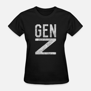 Z House Vintage Generation Z - Women's T-Shirt