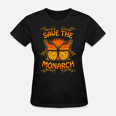 Emperor Coronation Monarch - Monarch - save the monarch butterfly T - Women's T-Shirt