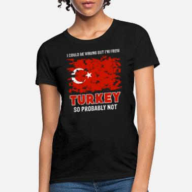 Turk Turkey Turk - Women's T-Shirt