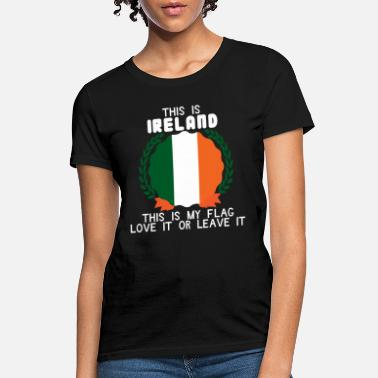 Home Country Ireland Home Country - Women's T-Shirt