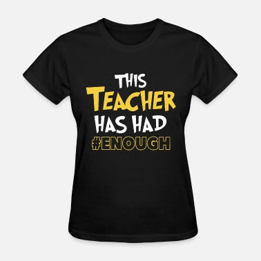 Gibson Guitar this teacher has had enough son - Women's T-Shirt