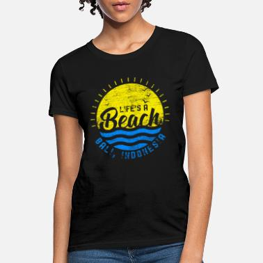 Bali Beach Bali Beach - Women's T-Shirt