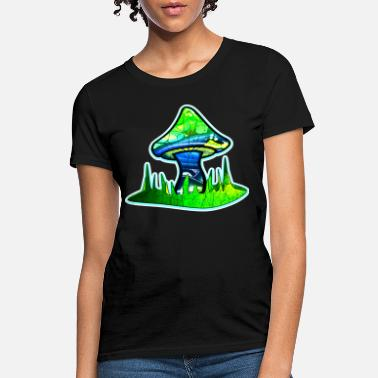 Magic Mushrooms Mushroom magic - Women's T-Shirt