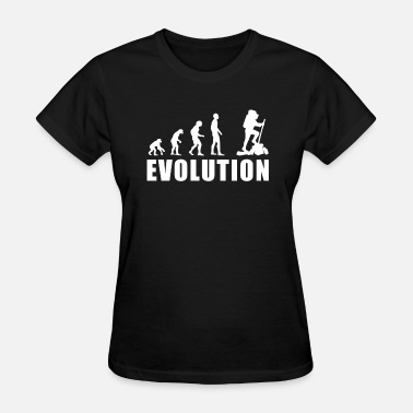 Hiking Evolution EVOLUTION HIKING - Women's T-Shirt