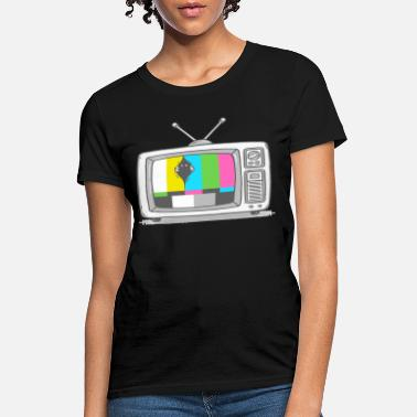 Animal Watch Tv Watching TV - Women's T-Shirt