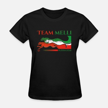 Team Melli team melli - Women's T-Shirt