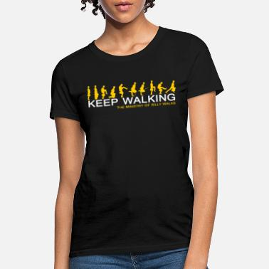 Silly Ministry of Silly Walks - Women's T-Shirt