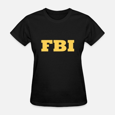 Fbi Seal FBI - Women's T-Shirt