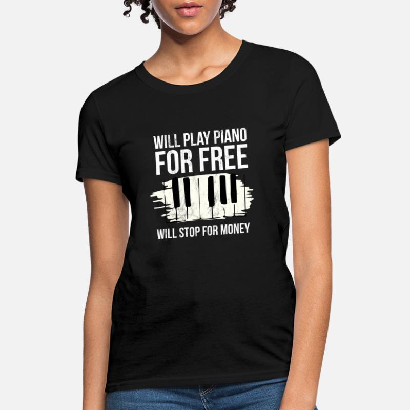 Shop Blues Music Quote T Shirts Online Spreadshirt