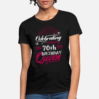 70th Birthday Celebrating With The Queen