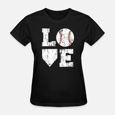 Catcher Swag Baseball baseball love - Women's T-Shirt