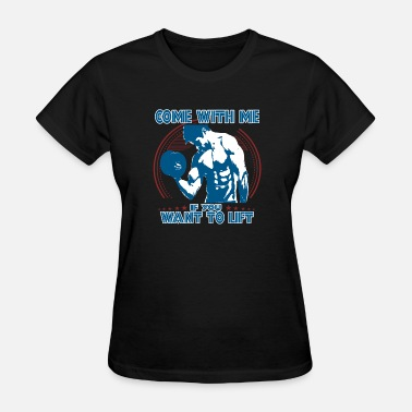 Come At Me come with me - Women's T-Shirt