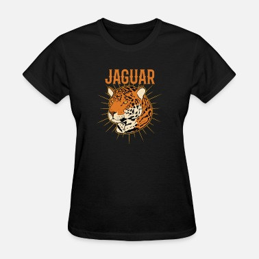 Jaguar Cat Big Cats - Jaguar - Women's T-Shirt