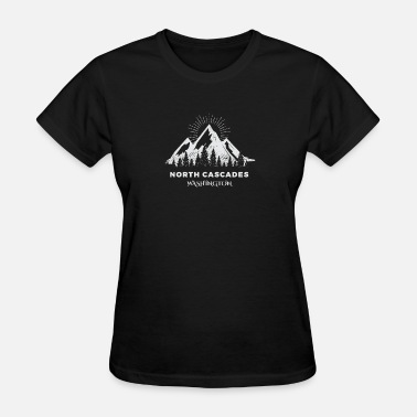 North Cascades National Park North Cascades National Park - Women's T-Shirt