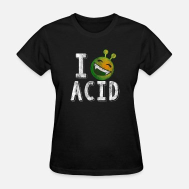 Acid Lsd Acid Drug LSD - Women's T-Shirt