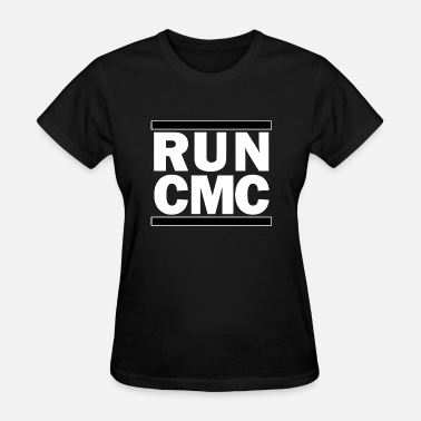 the silo blue carolina mc caffrey run cmc tank top - Women's T-Shirt