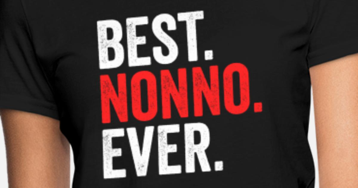 T Shirt Nonno Best Ever