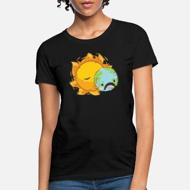 Protection Nature Conservation Climate Protection Earth Day Nature Conservation T - Women's T-Shirt