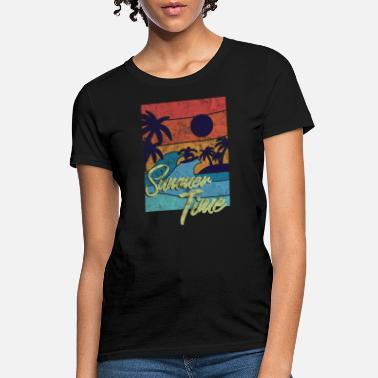 Tides Summer Time - Women's T-Shirt