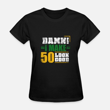 50th Year Birthday Designs 50th Birthday 50 Years - Women's T-Shirt