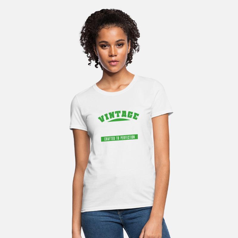 50th Birthday 50 Years Gift Funny Saying Slogan Womens T Shirt
