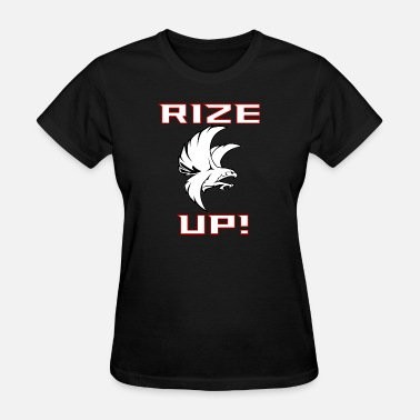 Rize Atlanta Rize Up Shirt - Gift For Atlanta Fans - Women's T-Shirt