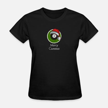 9 Ball Pool Billiard Pool Snooker 8ball 9 ball gift - Women's T-Shirt