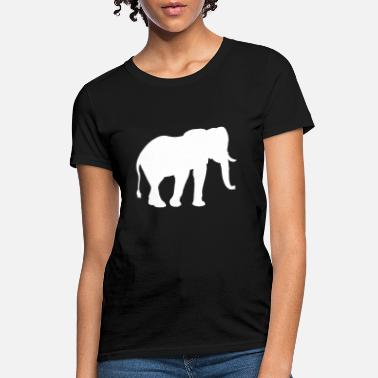 Savanna African elephant - Women's T-Shirt
