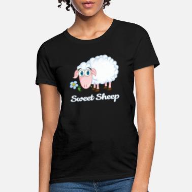 12cfc9bbe Irish Sheep Sweet Irish Sheep - Women's T-Shirt